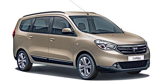 Neufahrzeuge Dacia